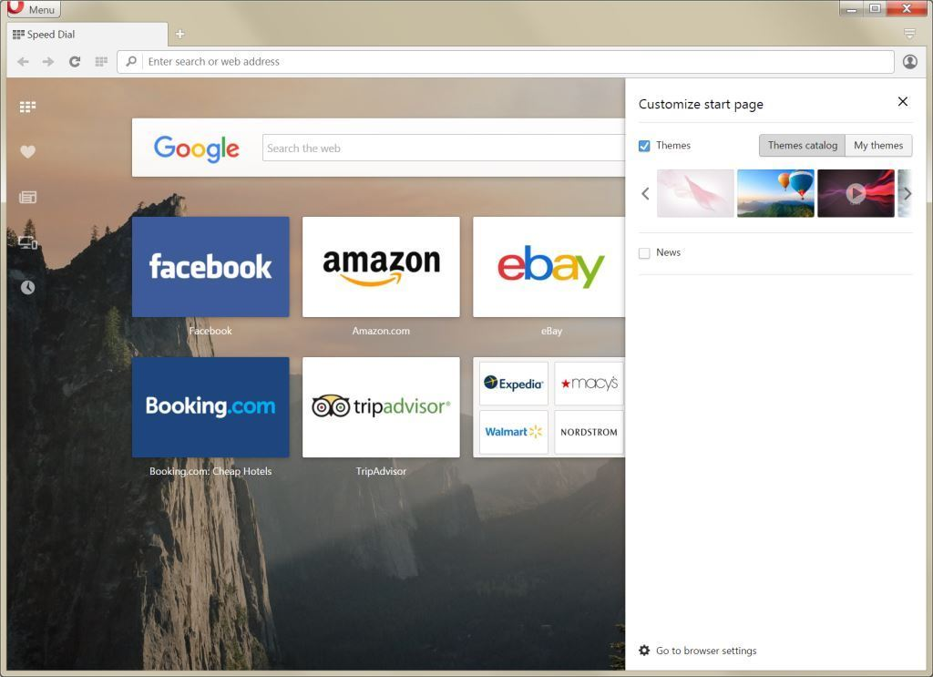 The best browser for windows 10 opera desktop for Pages for windows