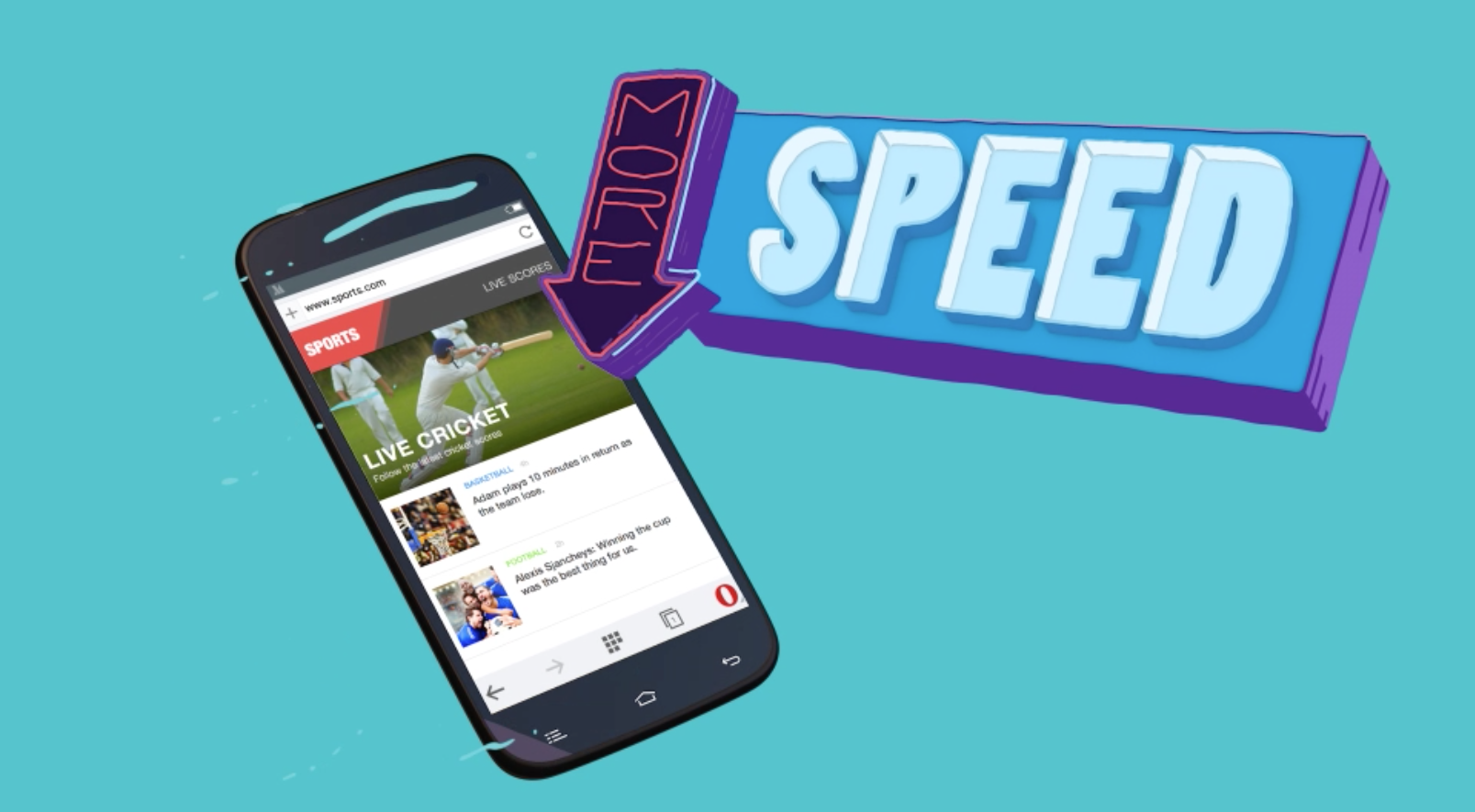 Do More With The New Opera Mini For Android Opera India