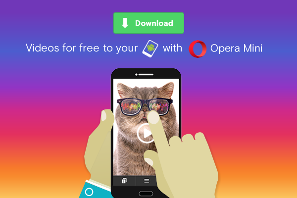 Download Video | Download video di Opera Mini