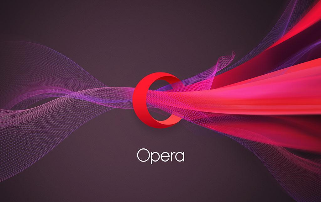 Opera の新しいブランド・アイデ...