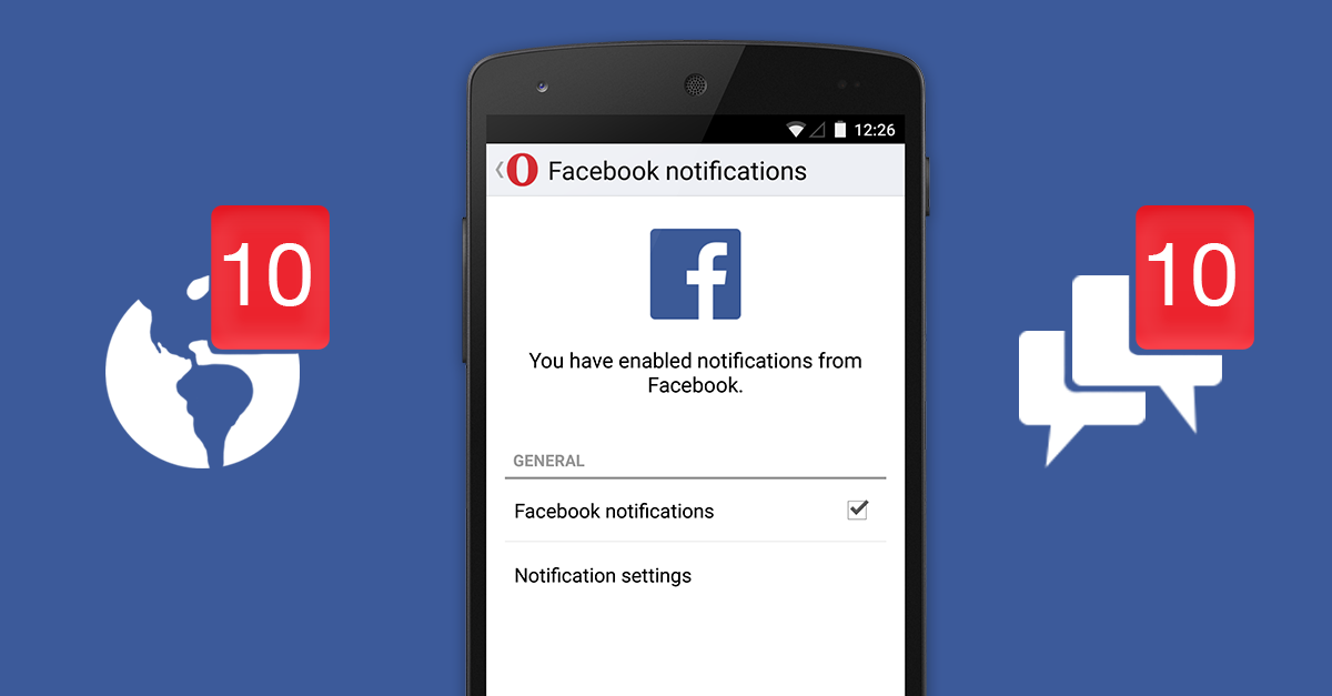 Get more control of social notifications ccuart Image collections