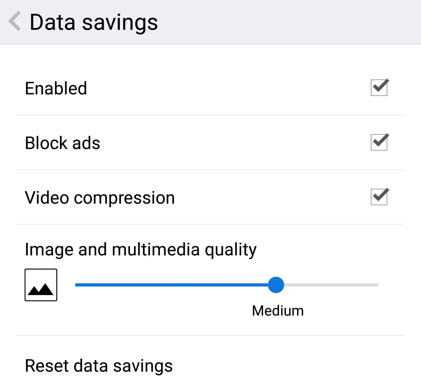 Ad blocker and site settings opera for android beta ad blocking opera for android beta ccuart Images