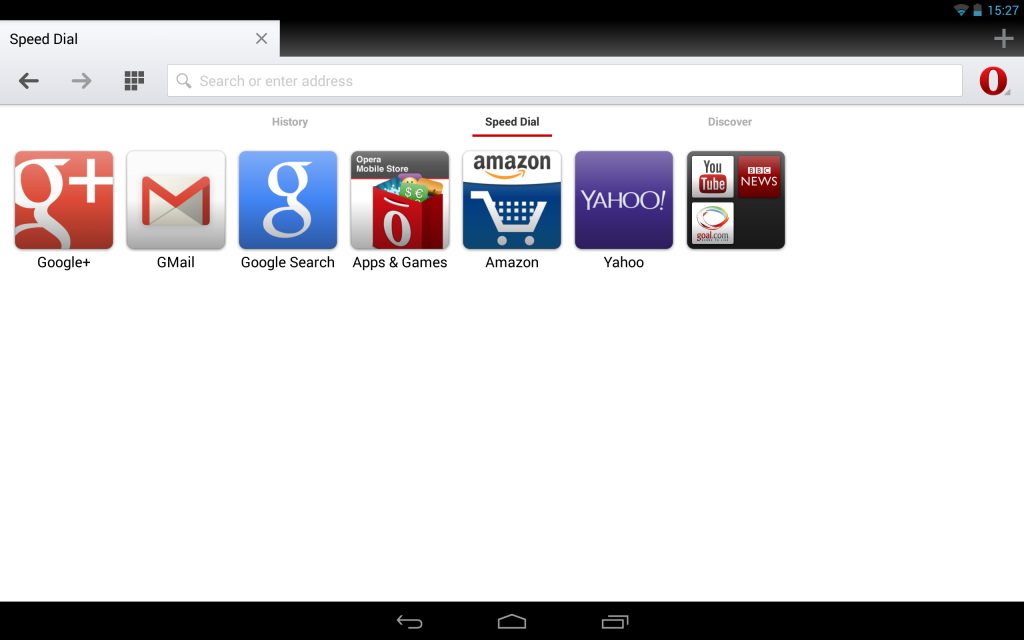 Bester Browser FГјr Android Tablet