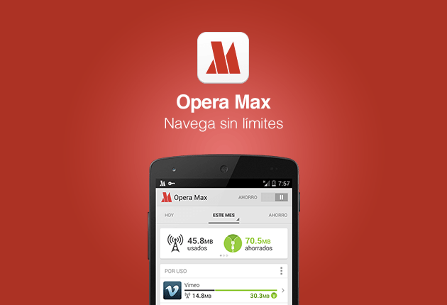 Latin America: You can now save data with Opera Max - Opera Mobile