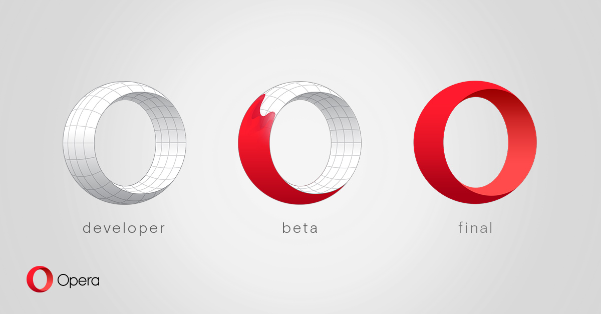 """The new """"O"""" lands on Opera for computers - Opera News"""